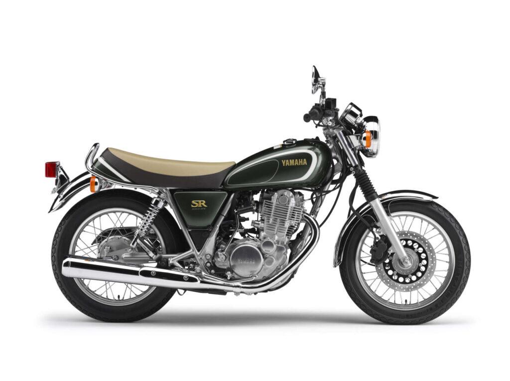 2013 SR400 35th Anniversary Edition