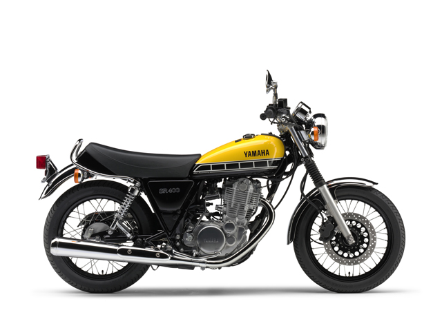 2015 SR400 YAMAHA60th Anniversary Special Edition