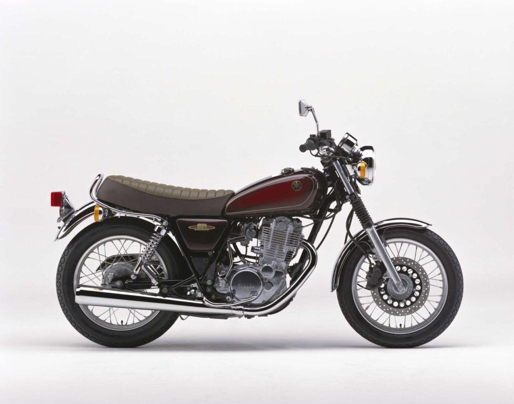 2003 SR400 25th Anniversary Special Edition