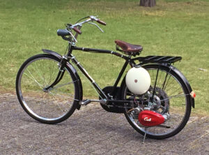 カブF型装着自転車