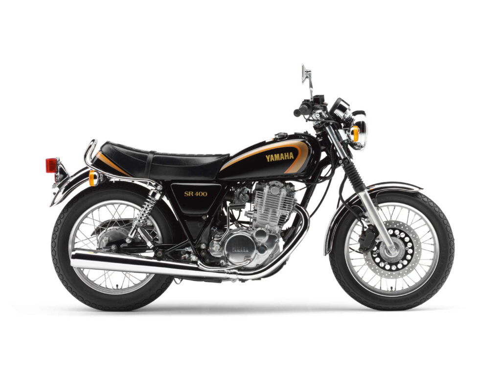 2005 SR400 YAMAHA50th Anniversary Special Edition