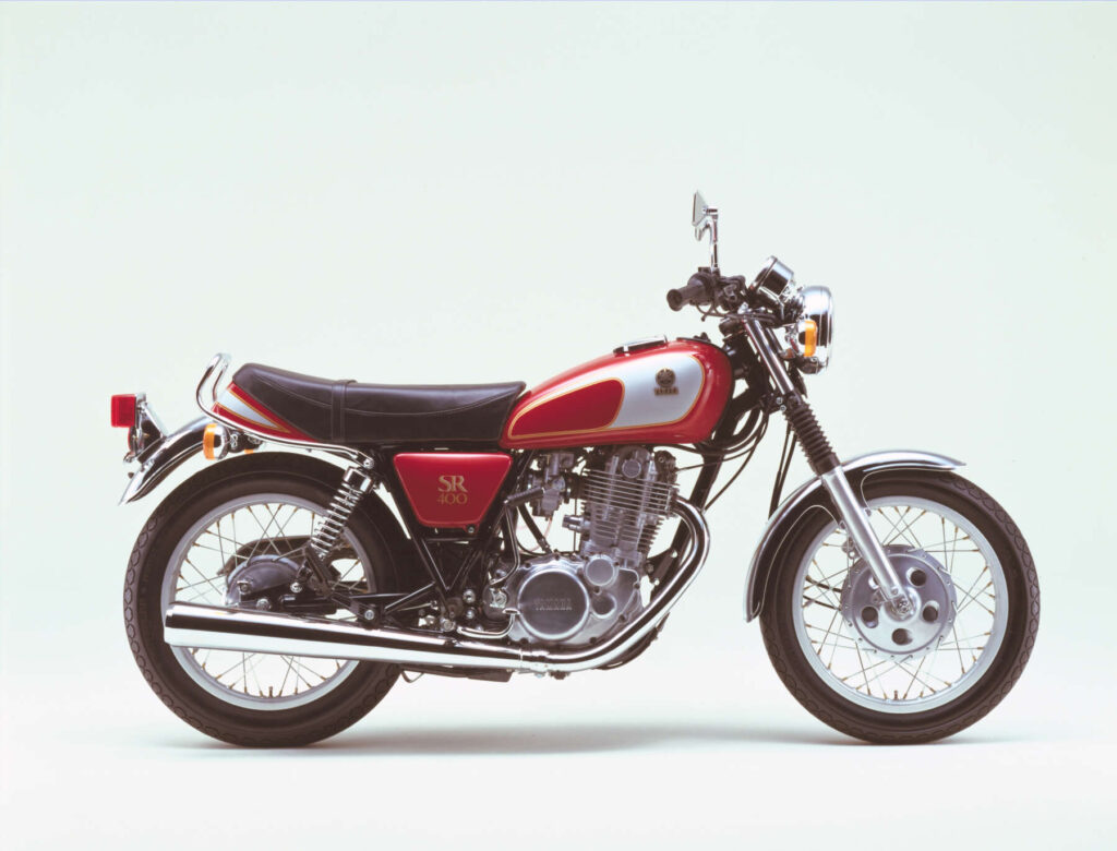 1985 SR400