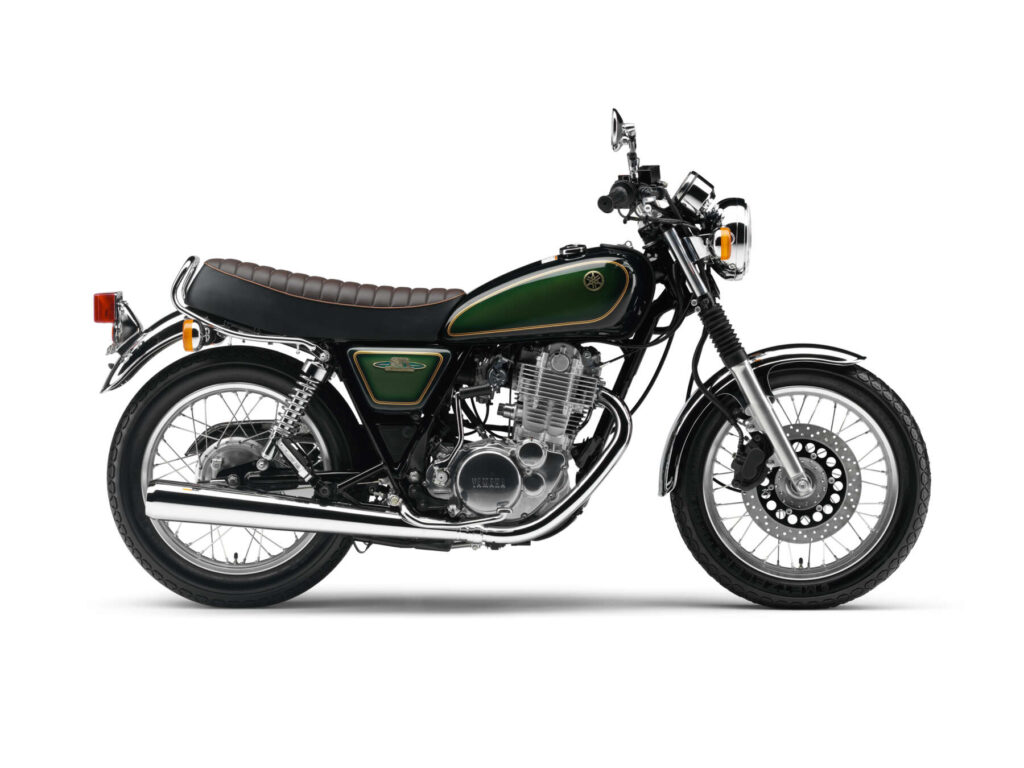 2008 SR400 30th Anniversary Limited Edition