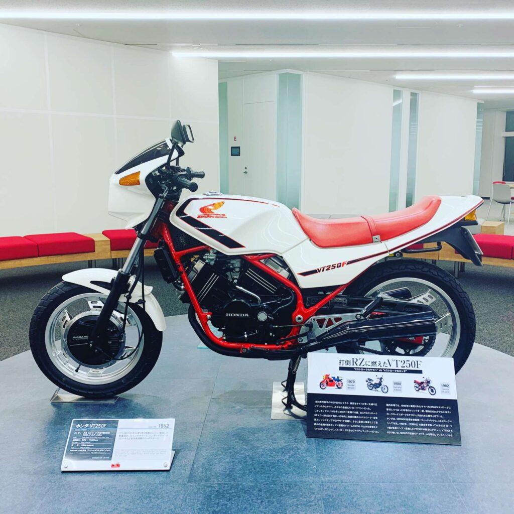 ホンダVT250F(初代)
