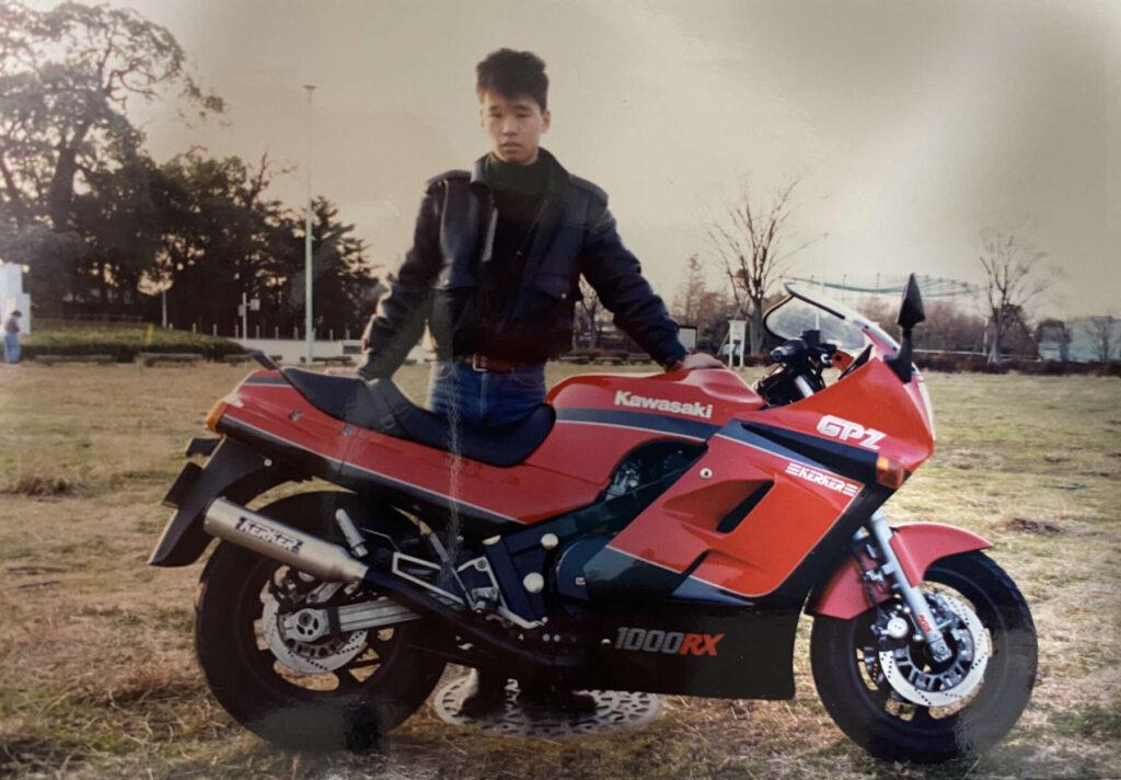 カワサキGPZ1000RX