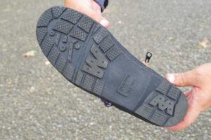 フラミンゴ靴底