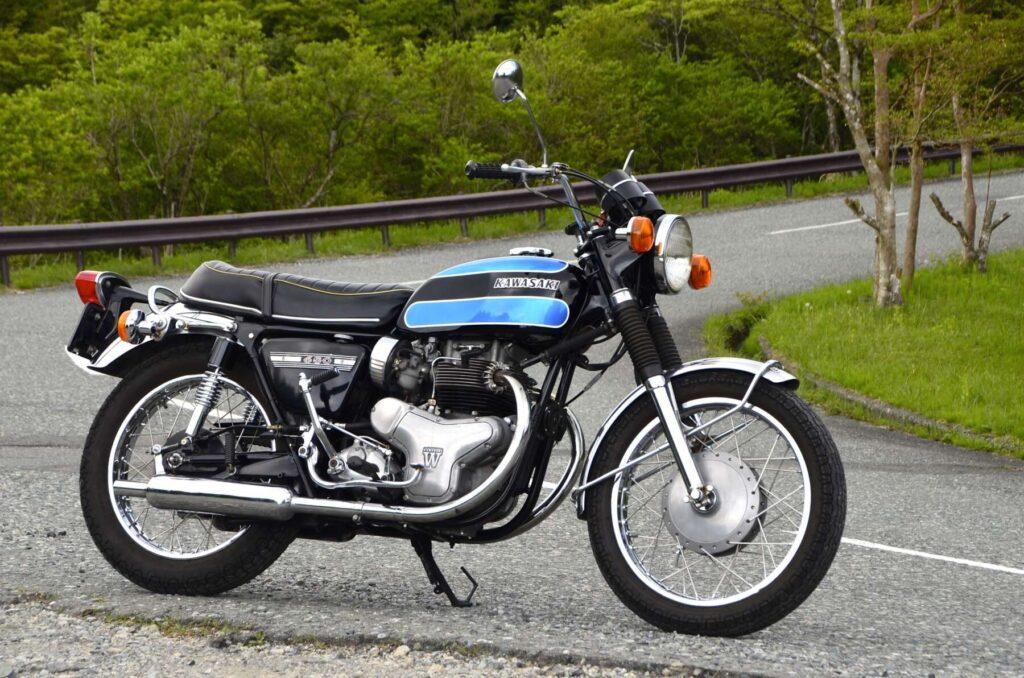 カワサキW1SA(1971年)