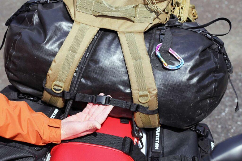 キャンプ用品のパッキング方法