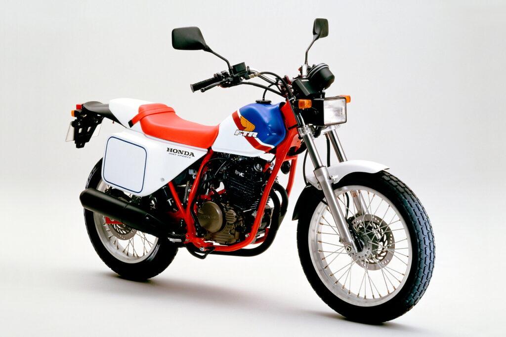 HONDA FTR250