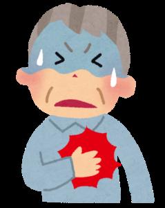 心臓疾患イメージイラスト