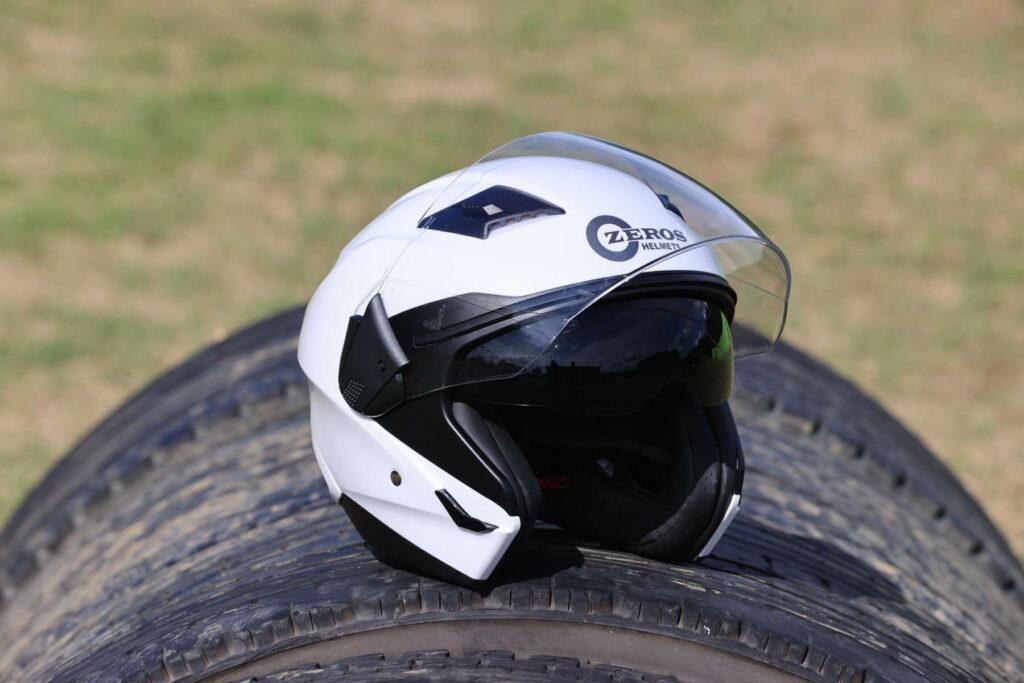 ROM ゼロスヘルメット