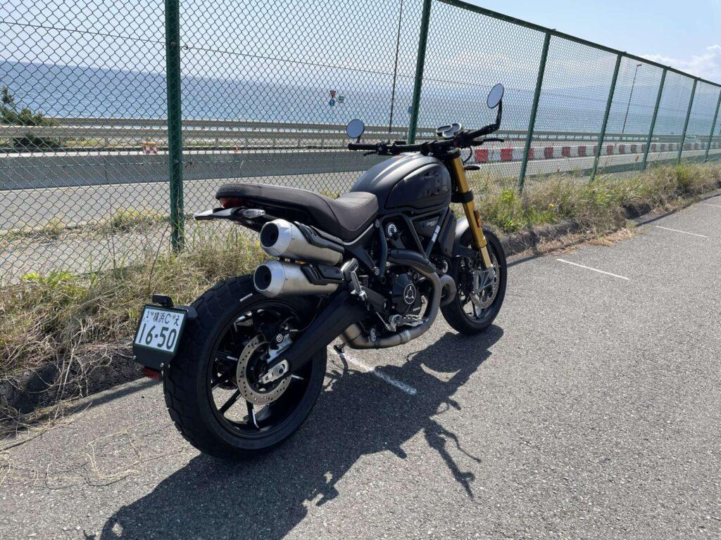 ドゥカティ・スクランブラー1100スポーツPro