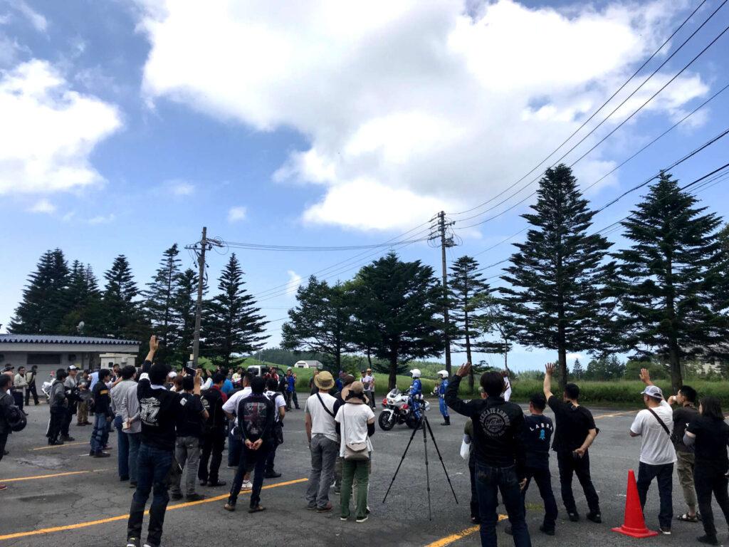 長野県警講話