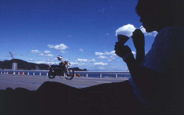 片岡義男とオートバイ