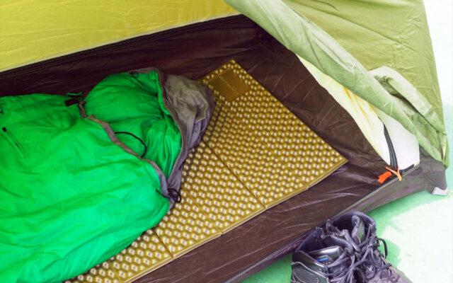 キャンプ用マット